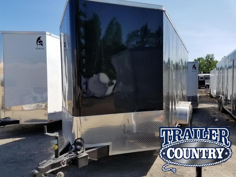 2018 Spartan 7X16 XXL Enclosed Cargo Trailer