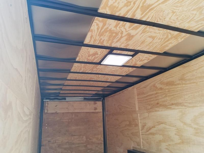 2019 Spartan 8.5X24TA Enclosed Cargo Trailer