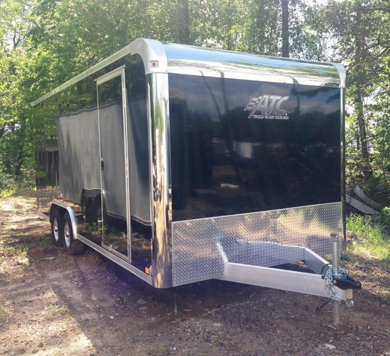 Car Carrier/Hauler Enclosed Trailers For Sale