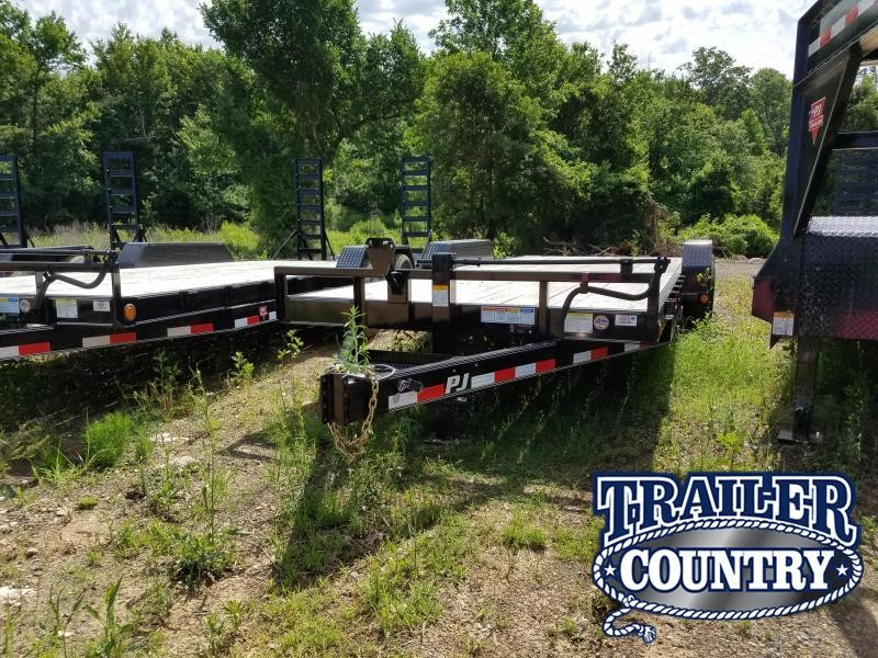 ****CLEARANCE****2018 PJ Trailers 83X20TA Car / Racing Trailer