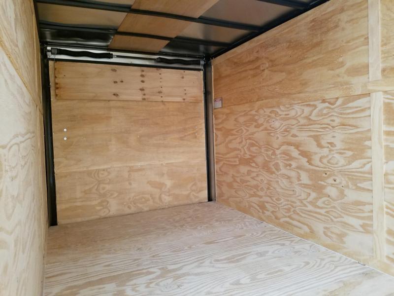 2018 Spartan 7X16 TA Enclosed Cargo Trailer