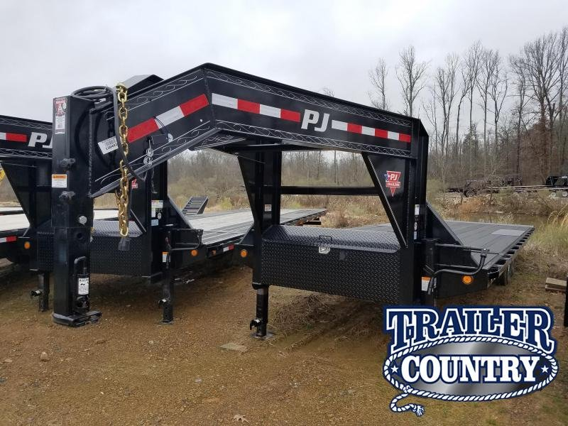 2019 PJ Trailers 102X26 Equipment Trailer in Briggsville, AR