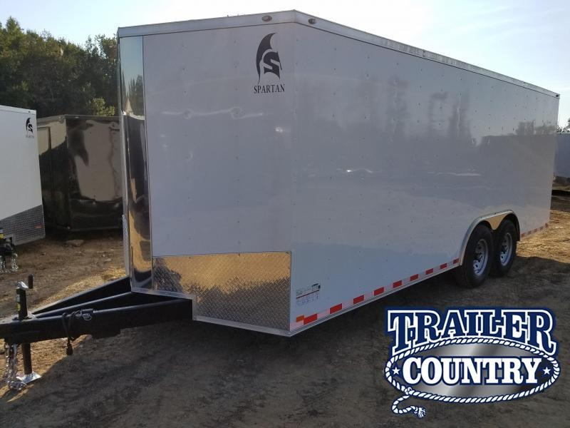 2019 Spartan SPARTAN Enclosed Cargo Trailer