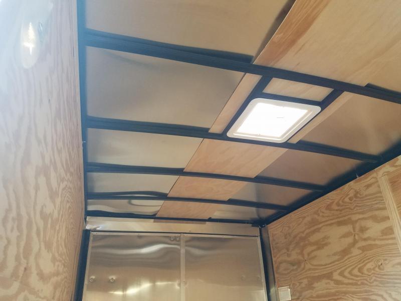 2019 Spartan 7X14 Enclosed Cargo Trailer