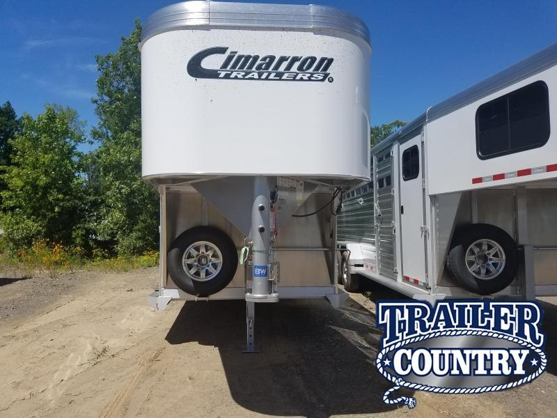 2020 Cimarron Trailers 20FT GOOSENECK Livestock Trailer in Ashburn, VA