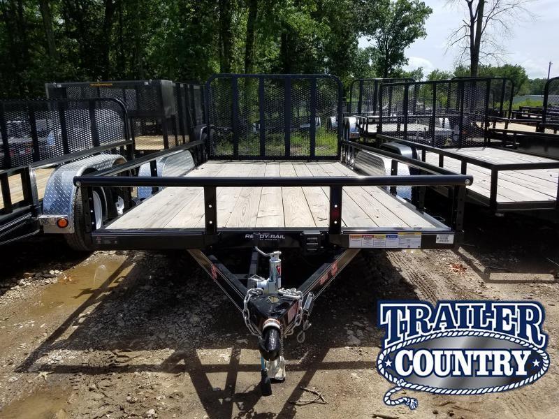 2019 PJ Trailers 83X14 Utility Trailer in Ashburn, VA