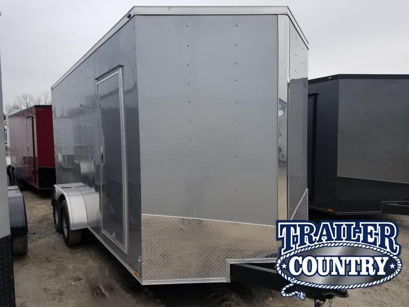 2019 Spartan 7X16 TA Enclosed Cargo Trailer in Ashburn, VA
