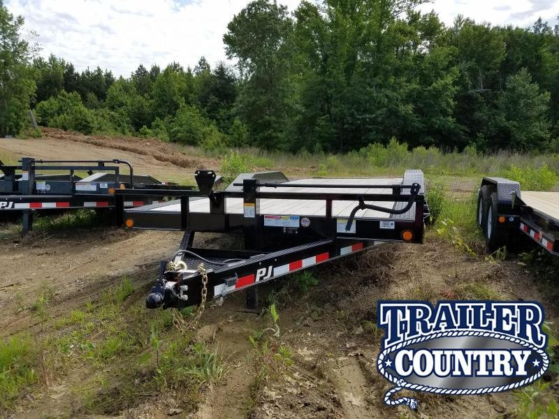 ***CLEARANCE***2018 PJ Trailers 102X20 Equipment Trailer
