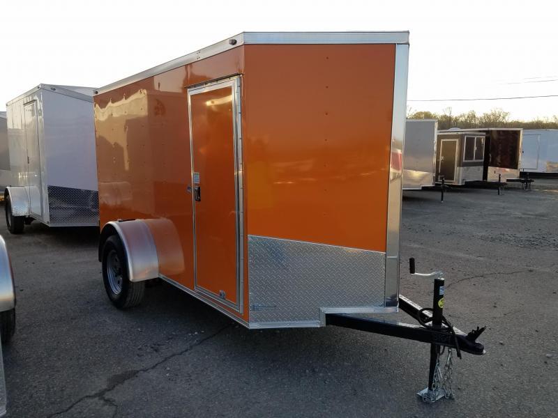 2018 Spartan 5X10 CARGO Enclosed Cargo Trailer