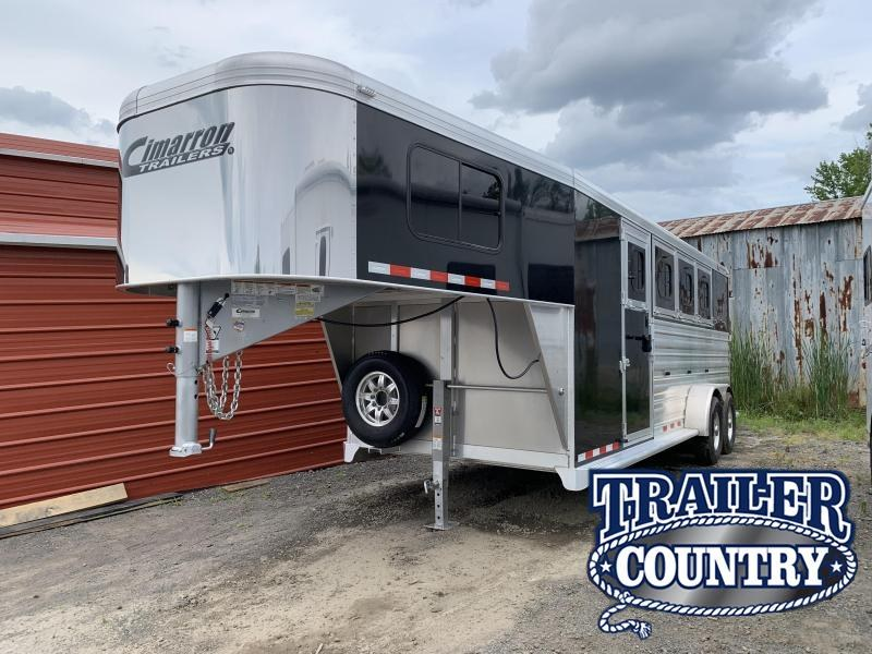 Cimarron Norstar 4 Horse Slant  Trailer WITH FRONT AND REAR TACK in Ashburn, VA