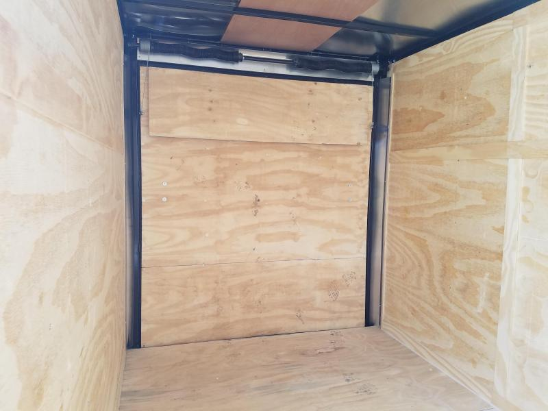2019 Spartan 6X12 SA Enclosed Cargo Trailer