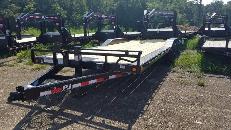 2020 PJ Trailers 24' SUPER-WIDE Car / Racing Trailer