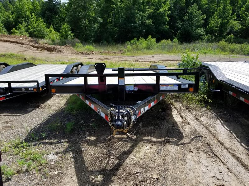 2018 PJ Trailers 102X20 Car / Racing Trailer