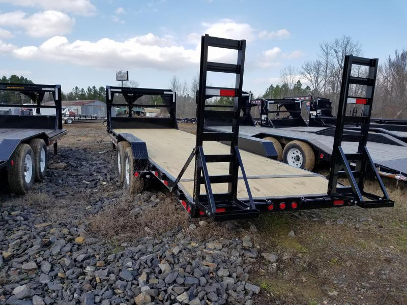2018 PJ Trailers 83x24 GN Equipment Trailer