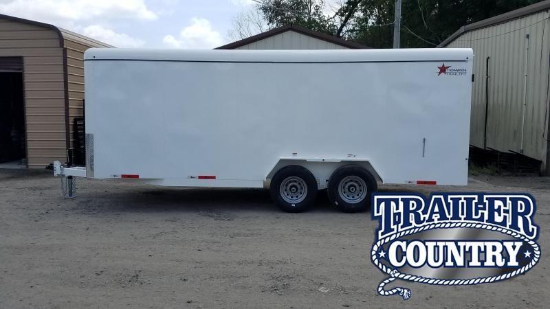 2020 Nationwide Trailer 7X20 TA Enclosed Cargo Trailer