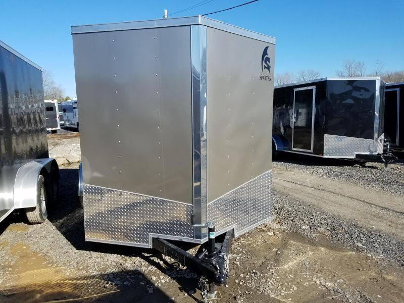 2018 Spartan SPARTAN 7X14 TA CARGO Enclosed Cargo Trailer
