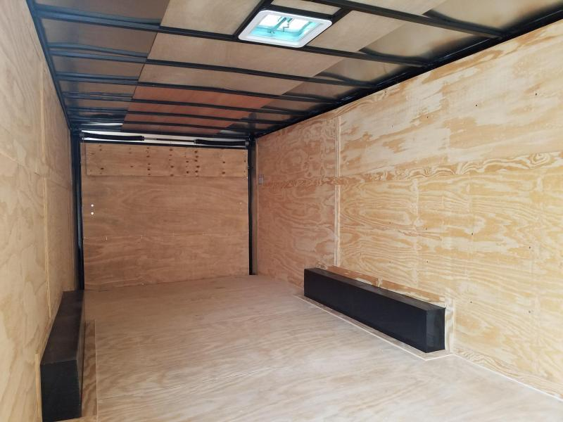 2018 Spartan 8.5X24TA Enclosed Cargo Trailer