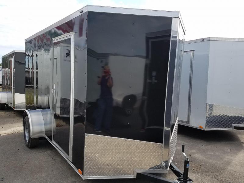 2018 Spartan 6X12SA Enclosed Cargo Trailer