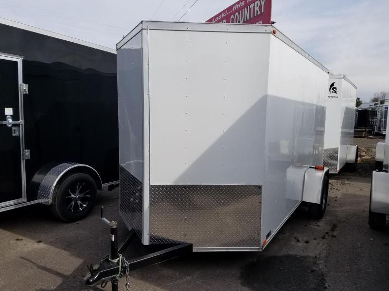 2018 Precision 6X12 SA Enclosed Cargo Trailer