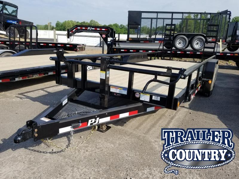2020 PJ Trailers 83X20 EQUIPMENT Equipment Trailer in Ashburn, VA