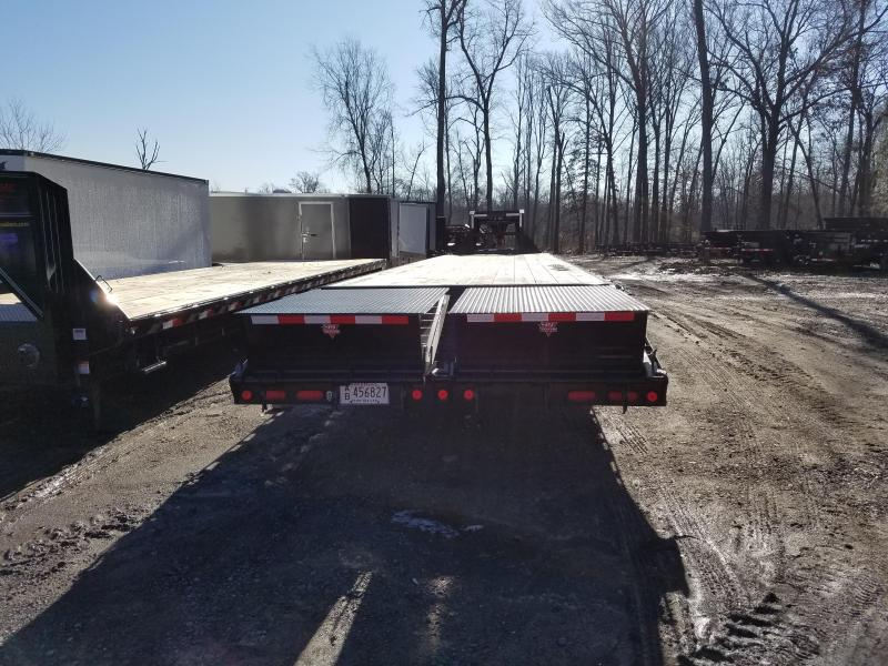 2019 PJ Trailers 40 Flatbed Trailer