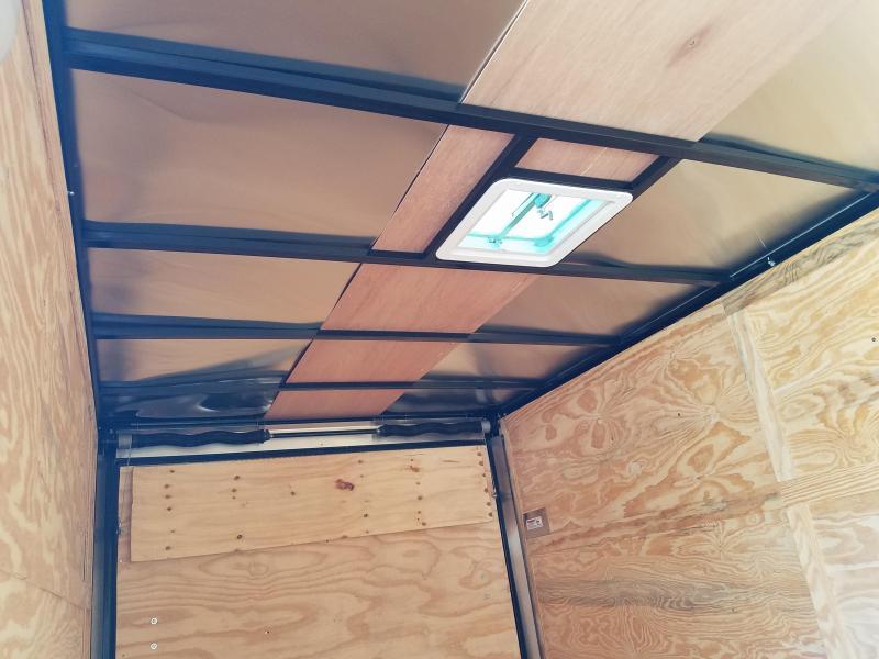 2019 Spartan 7X14TA Enclosed Cargo Trailer