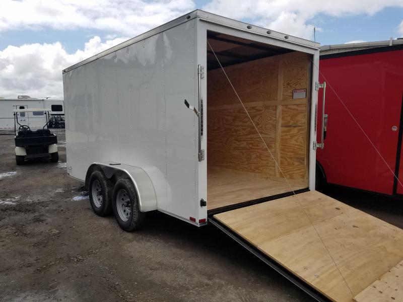 2019 Spartan 7X14 TA Enclosed Cargo Trailer