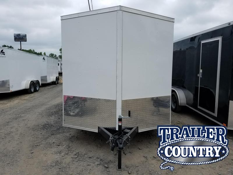 ***CLEARANCE***2018 Precision 7X16 TA Enclosed Cargo Trailer