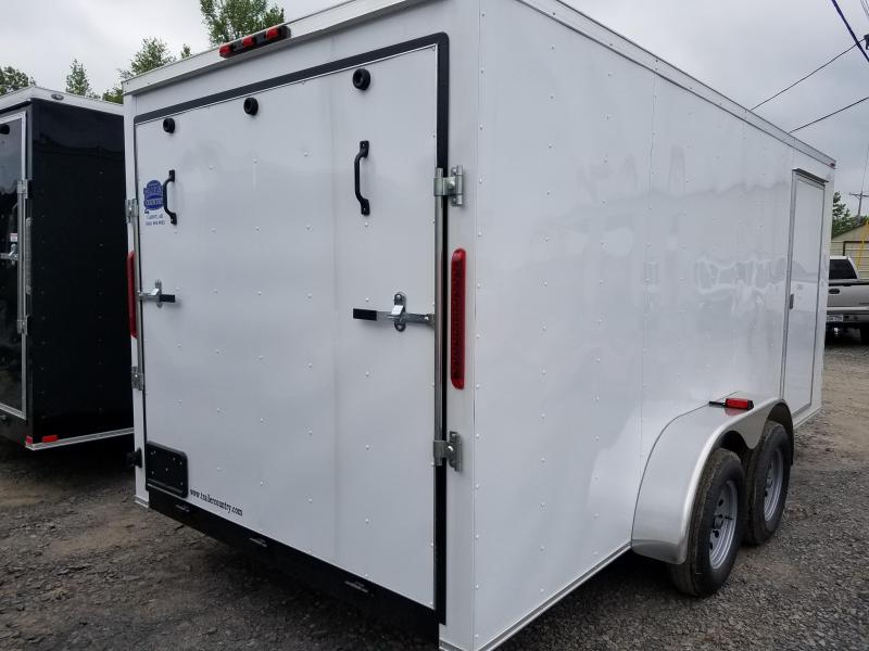 ***CLEARANCE***2018 Precision 7X16 TA Enclosed Cargo Trailer