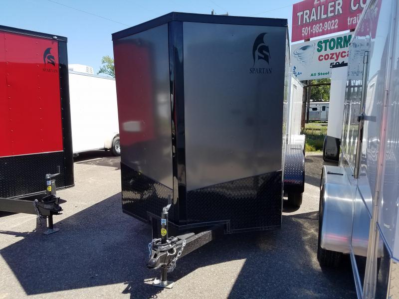 2019 Spartan 6X12TA Enclosed Cargo Trailer