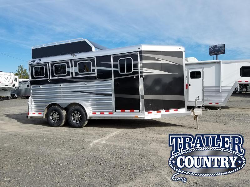 2019 4-Star Trailers 3 HORSE BUMPER PULL  in Ashburn, VA