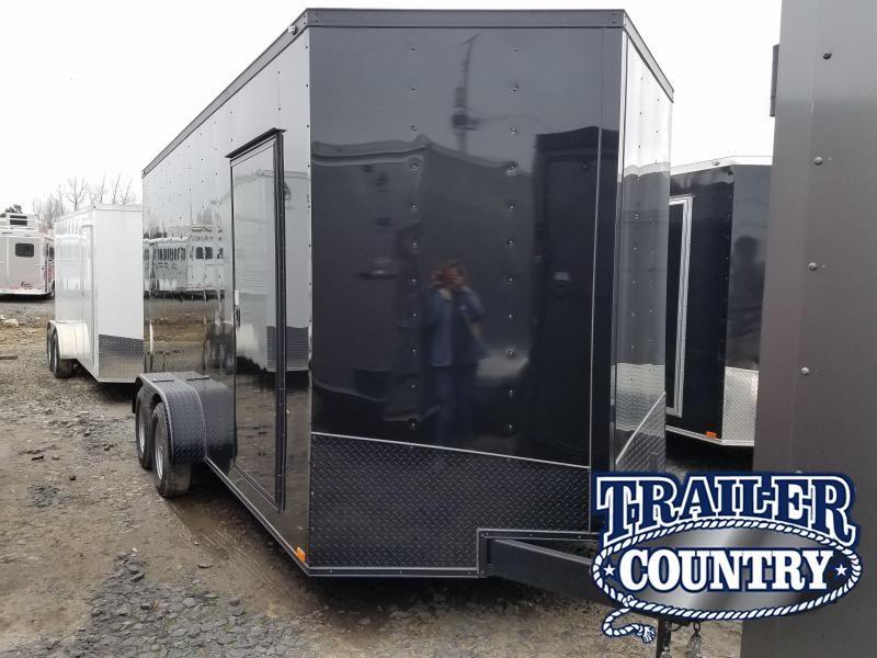 2019 Spartan 7X16TA Enclosed Cargo Trailer