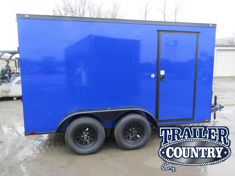 2019 Spartan 6X12 TA Enclosed Cargo Trailer in Ashburn, VA