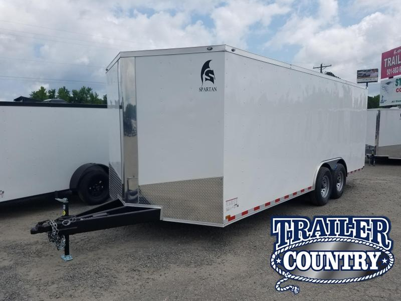 Trailer Country Cabot Ar >> 2019 Spartan 8 5x20 Enclosed Cargo Trailer 8x20 Trailers