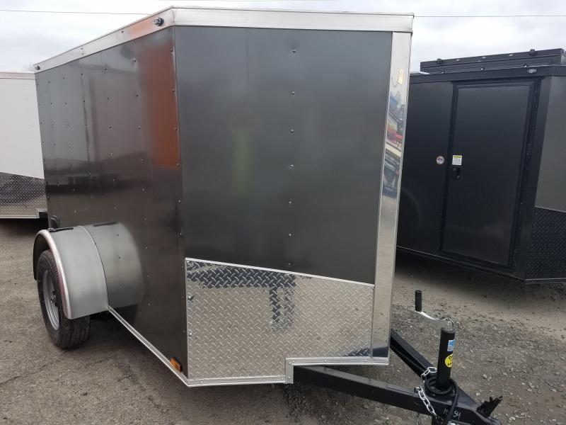 2019 Spartan 5X8 SA Enclosed Cargo Trailer