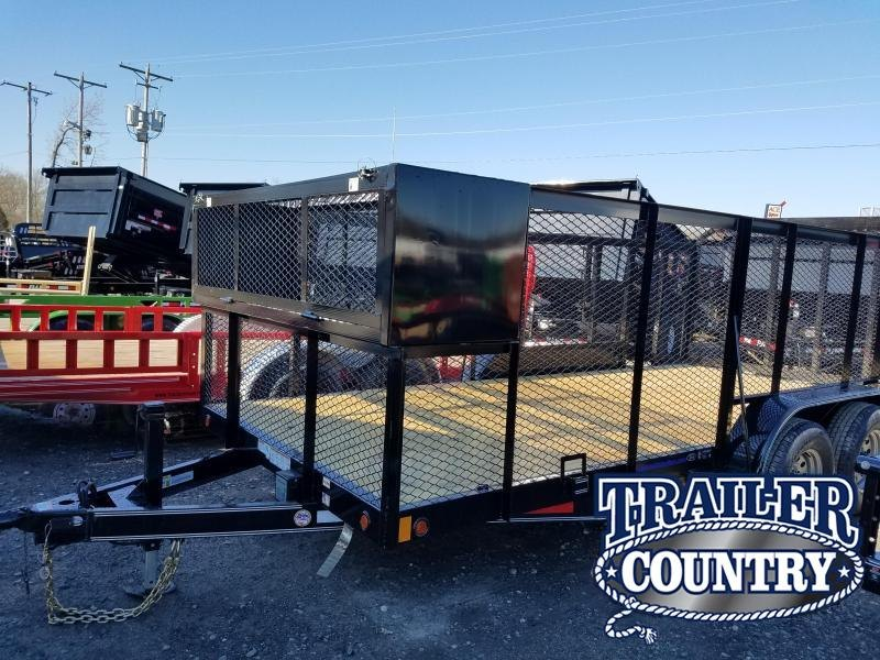 2019 East Texas 83X16 Utility Trailer