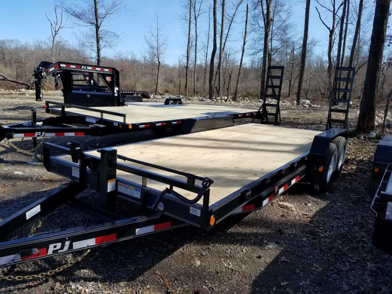 2019 PJ Trailers 83X20 Car / Racing Trailer
