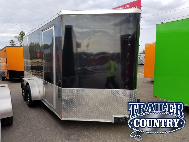 ***CLEARANCE***2018 Spartan 7x14 Motorcycle Trailer