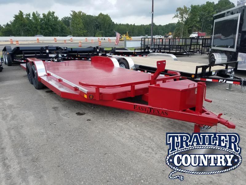 2018 East Texas 83X20 DREAM HAULER Car / Racing Trailer
