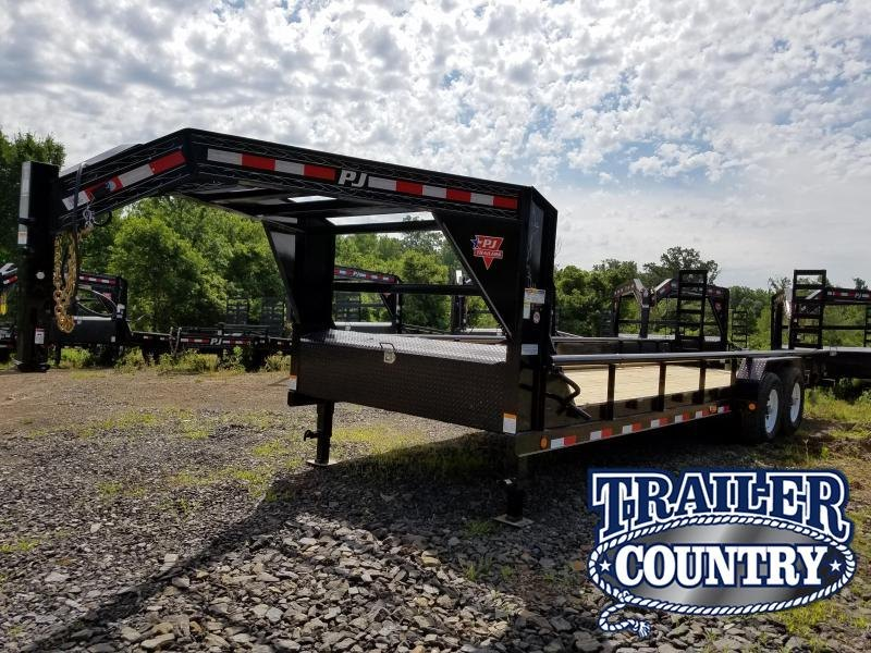 2018 PJ Trailers 83X24 Equipment Trailer in Philipp, MS