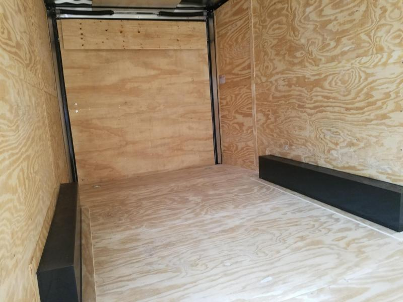 2019 Spartan 8.5X20 Enclosed Cargo Trailer