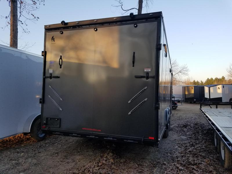 2019 Spartan 8.5X28 Car / Racing Trailer