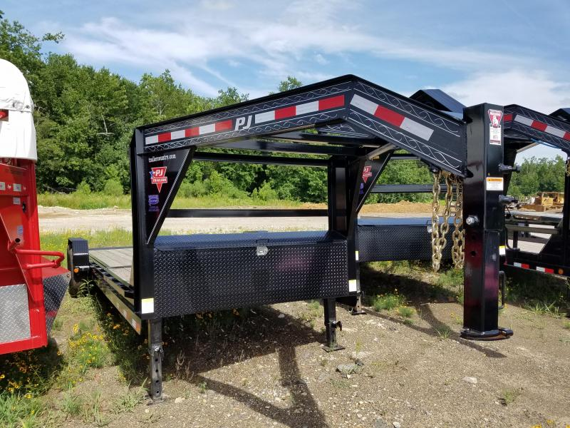 2020 PJ Trailers 24FT TILT Equipment Trailer