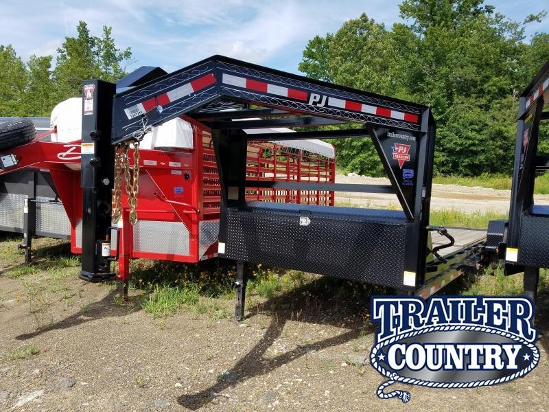 2020 PJ Trailers 24FT TILT Equipment Trailer in Briggsville, AR