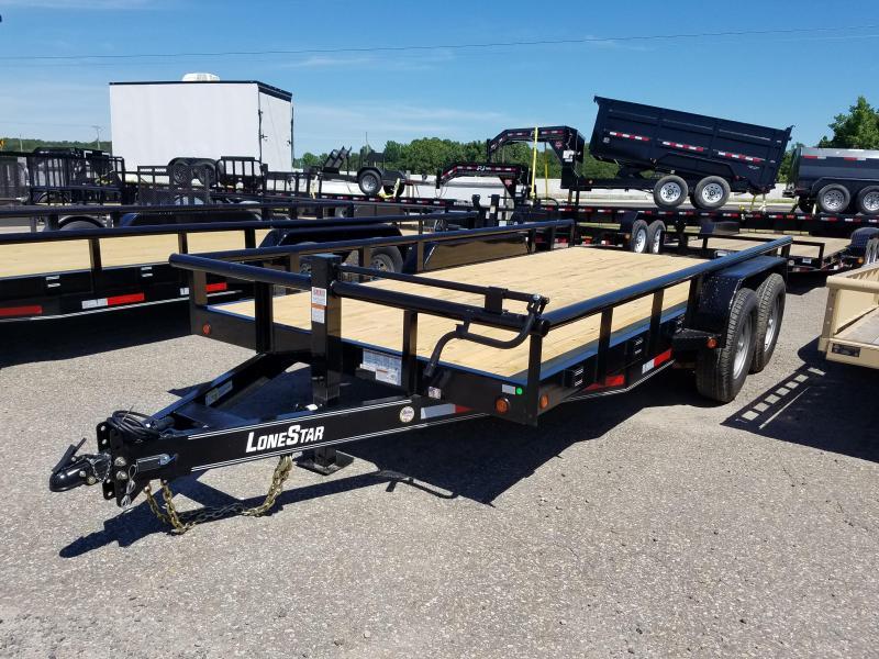 2019 East Texas 83X16 Utility Trailer