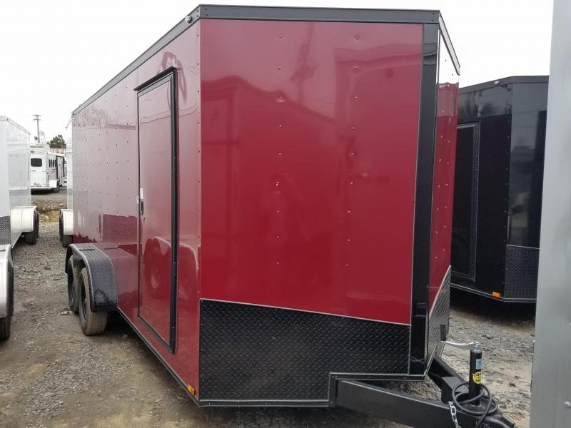 2019 Spartan 7X16 TA Enclosed Cargo Trailer in Ashburn, VA