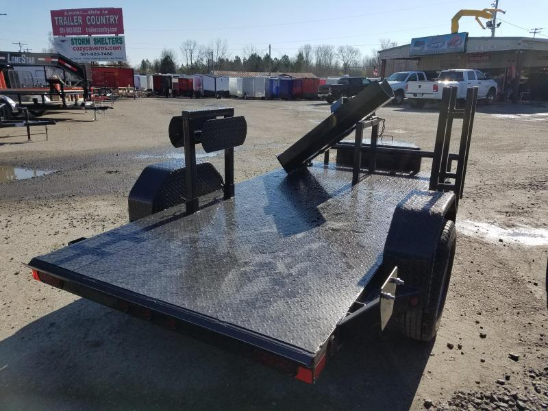 2019 East Texas 5X10 SA WELDING Equipment Trailer