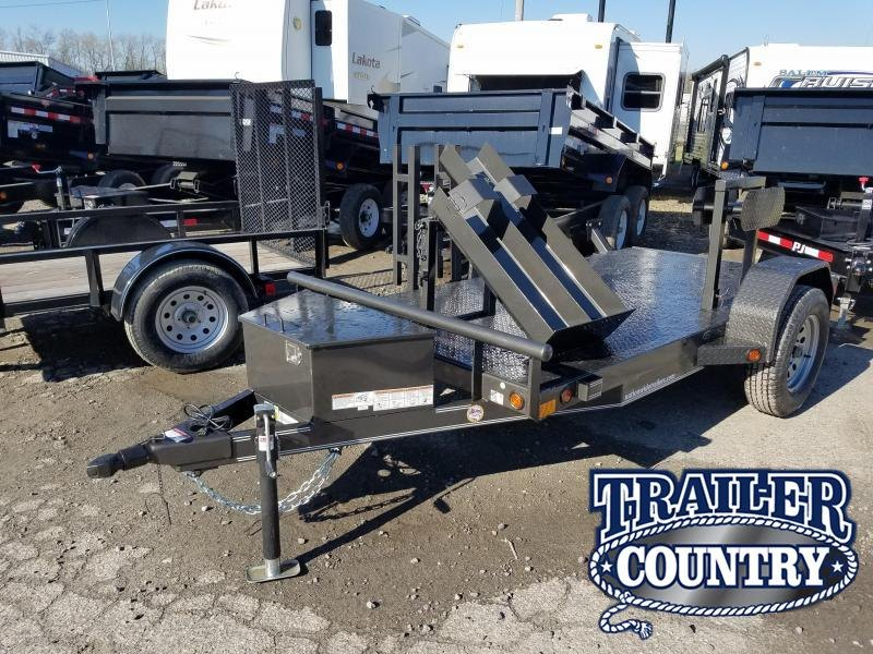 2019 East Texas 5X10 SA WELDING Equipment Trailer in Briggsville, AR
