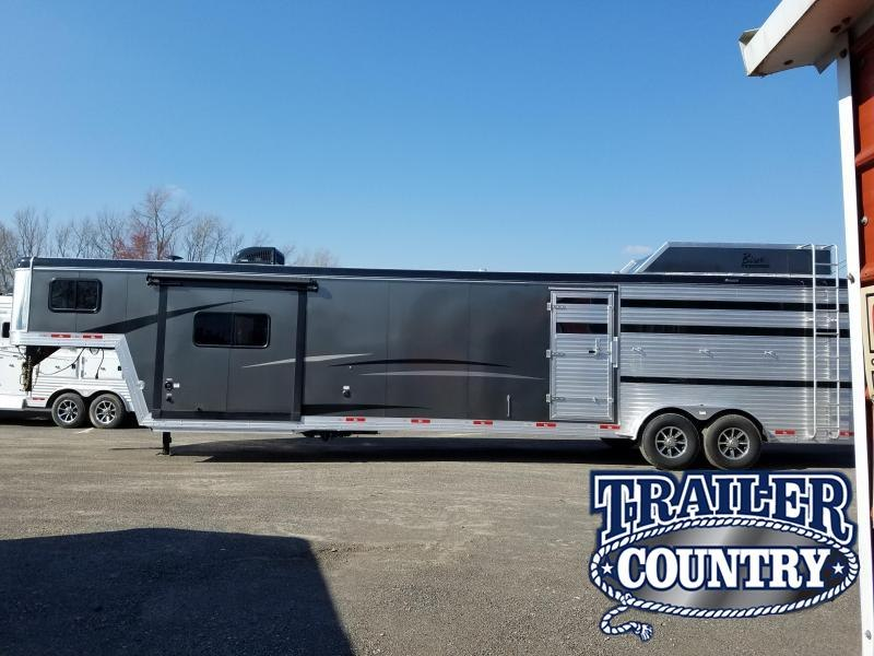 2019 Bison Trailers 7009TBSTLT STOCK COMBO Trailer