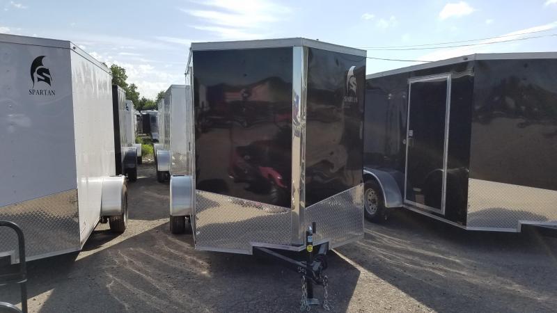 2019 Spartan 6X10 SA Enclosed Cargo Trailer